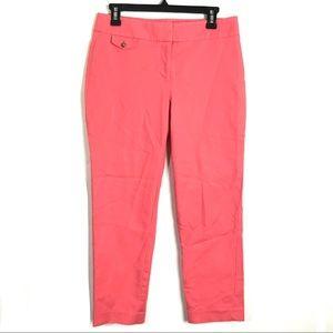 3/$25 LOFT Julie Ankle Pants Size 4